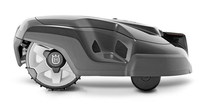 husqvarna automower 310 gartentechnik rasenm her. Black Bedroom Furniture Sets. Home Design Ideas